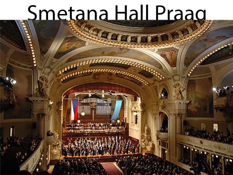 Smetana Hall Praag
